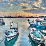 利马索尔:涂鸦与美酒